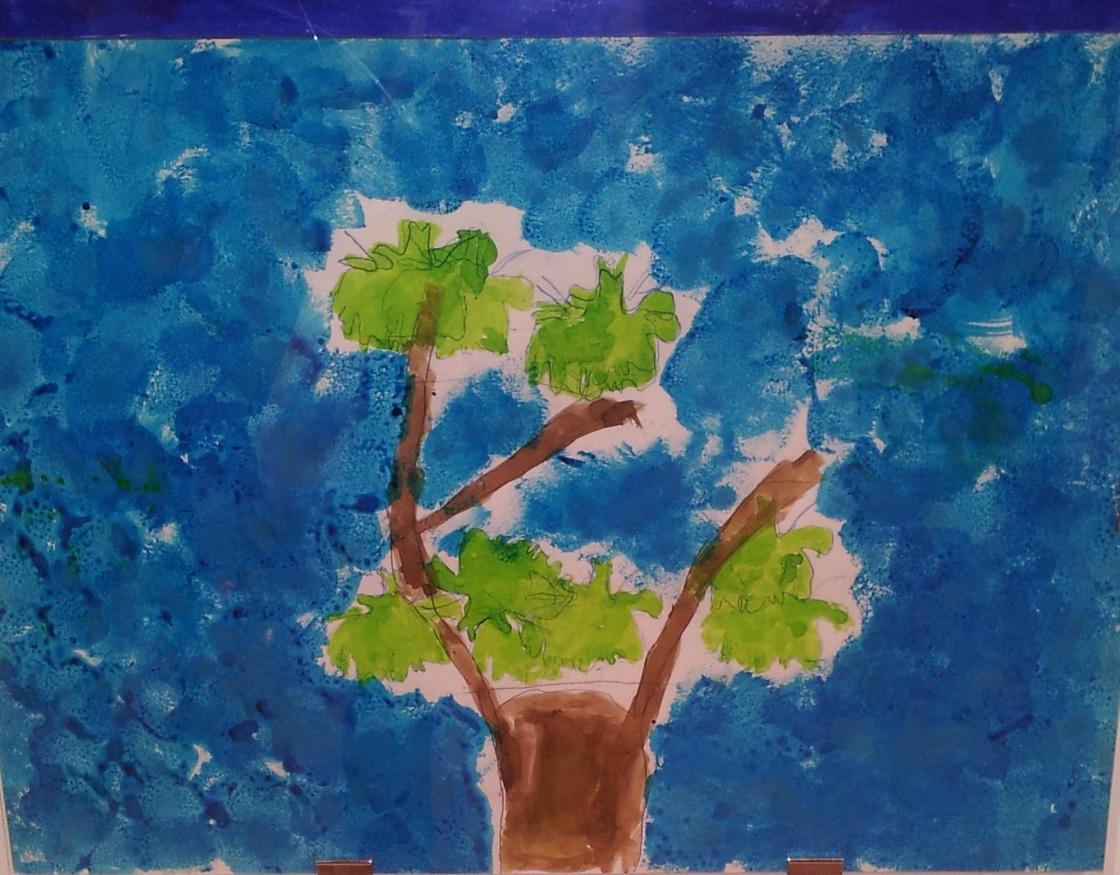 Un arbre... CAPITAINE Solo