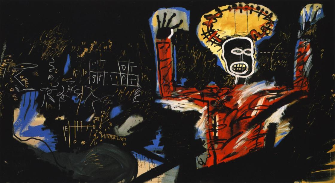 Basquiat - Profit - Noir