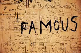 Basquiat - Famous - Blanc